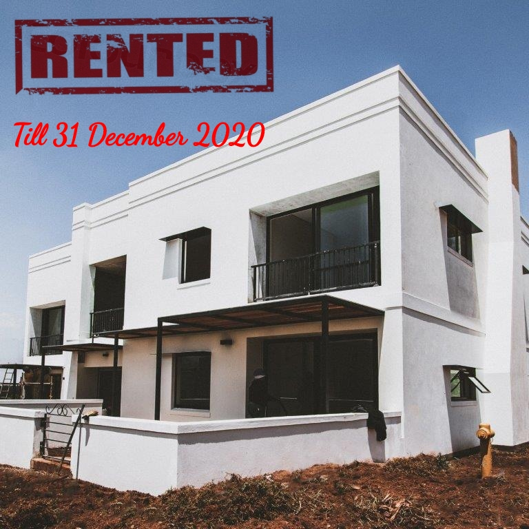 BACHELOR TOWNHOUSE FOR RENT